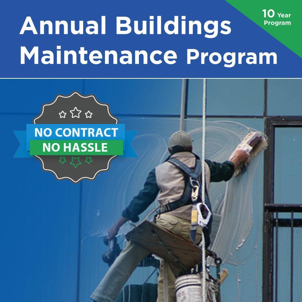 Annual Building Maintenance Program